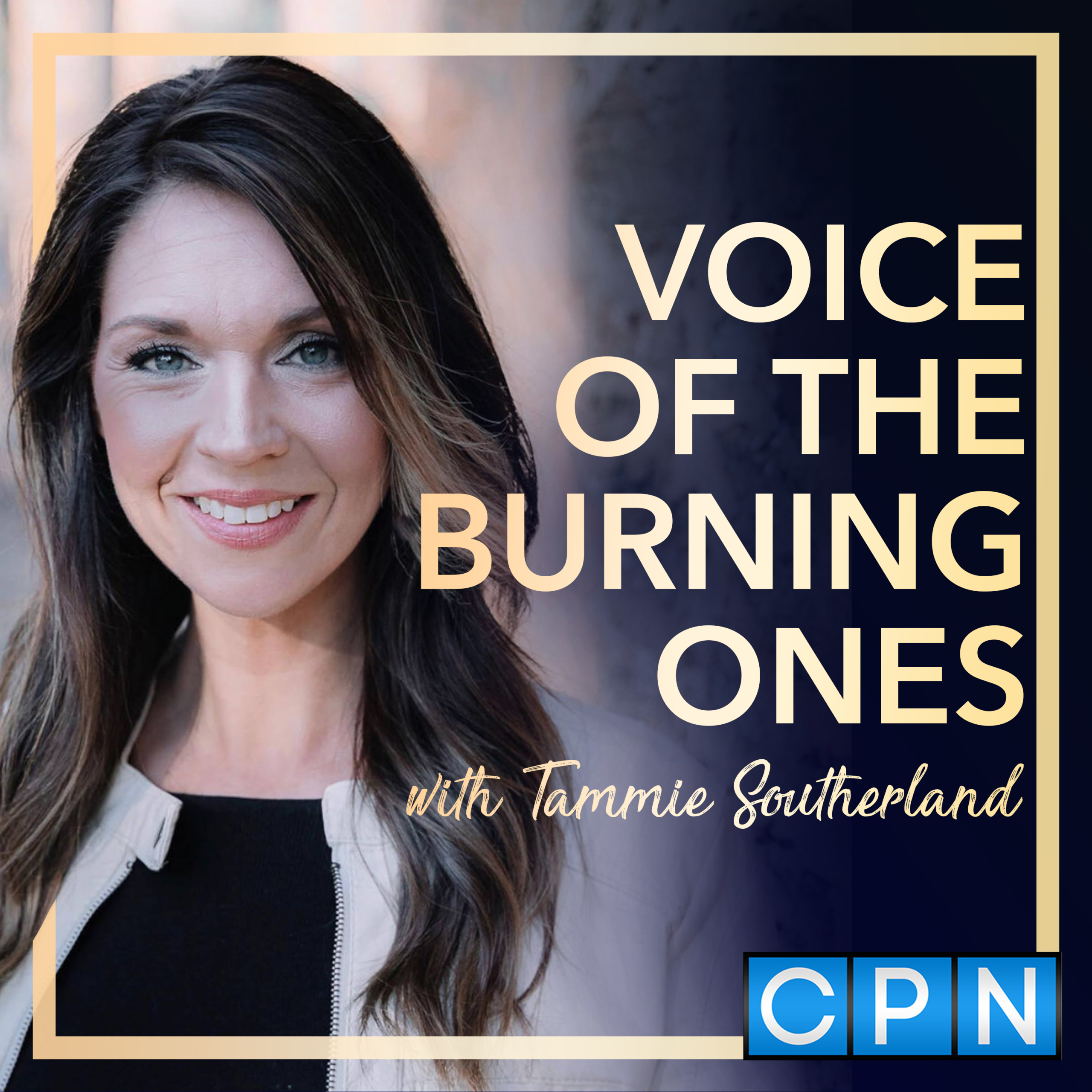 Listen to The Voice of the Burning Ones Podcast