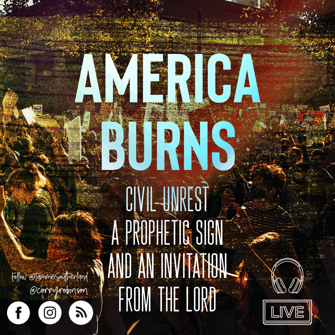 Listen Now! Full word on the Voice of the Burning Ones Podcast